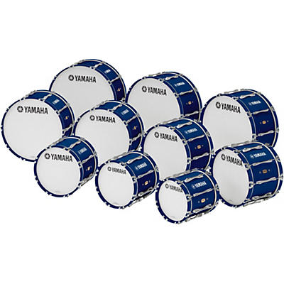 "Yamaha 32"" x 14"" 8300 Series Field-Corps Marching Bass Drum"