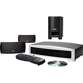 bose 321 series ii dvd home entertainment system. Black Bedroom Furniture Sets. Home Design Ideas