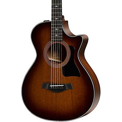 Taylor 322ce 12-Fret V-Class Grand Concert Acoustic-Electric Guitar