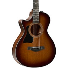 Taylor 322ce 12-Fret V-Class Grand Concert Left-Handed Acoustic-Electric Guitar