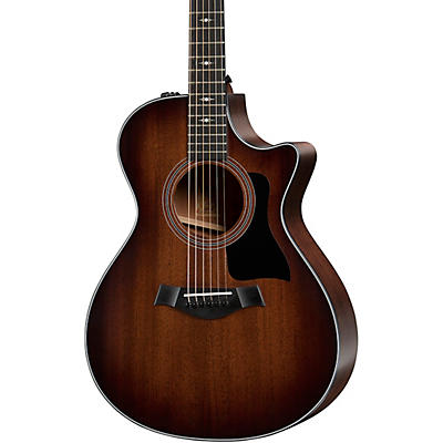 Taylor 322ce V-Class Grand Concert Acoustic-Electric Guitar