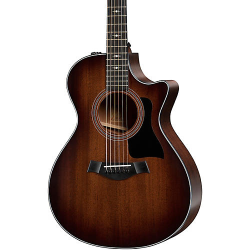 Taylor 322ce V-Class Grand Concert Acoustic-Electric Guitar Shaded Edge Burst
