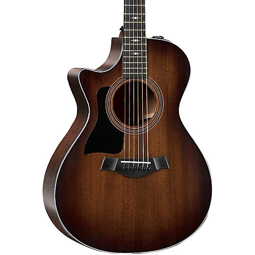Taylor 322ce V-Class Grand Concert Left-Handed Acoustic-Electric Guitar
