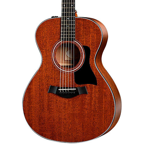 taylor 322e mahogany top grand concert acoustic electric guitar musician 39 s friend. Black Bedroom Furniture Sets. Home Design Ideas