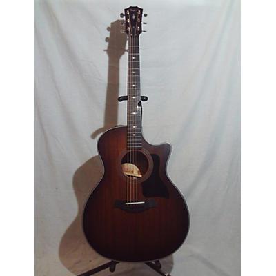 Taylor 324CE V-Class Acoustic Electric Guitar