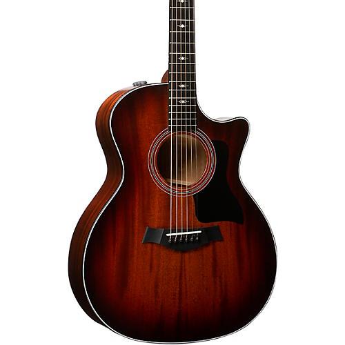 Taylor 324ce V-Class Grand Auditorium Acoustic-Electric Guitar