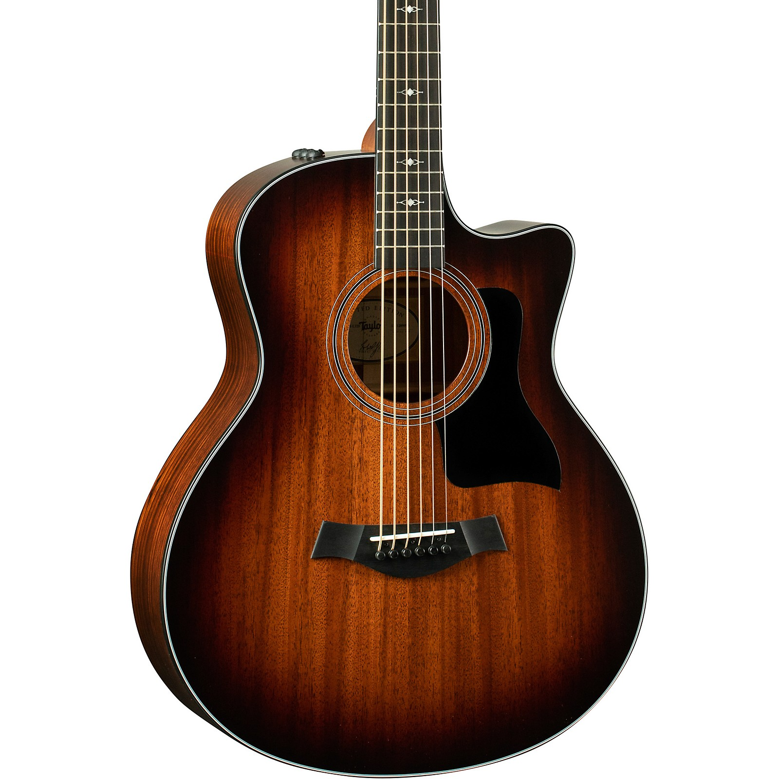 Taylor 326ce Limited Edition Baritone Grand Symphony Acoustic-Electric Guitar
