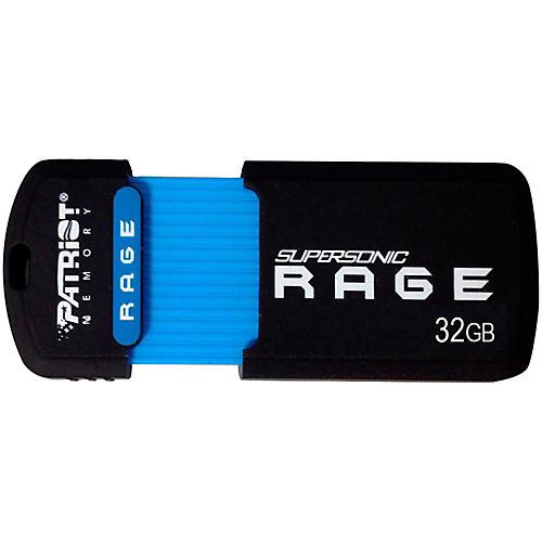 Patriot 32GB Supersonic Rage XT USB 3.0 Flash Drive