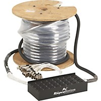 Livewire 24X8 Xlr Fan-Box Snake  125 Ft.