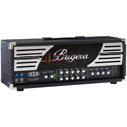 Bugera 333 120W 3-Channel Tube Guitar Amp Head