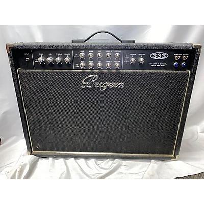 Bugera 333 2x12 120W Tube Guitar Combo Amp