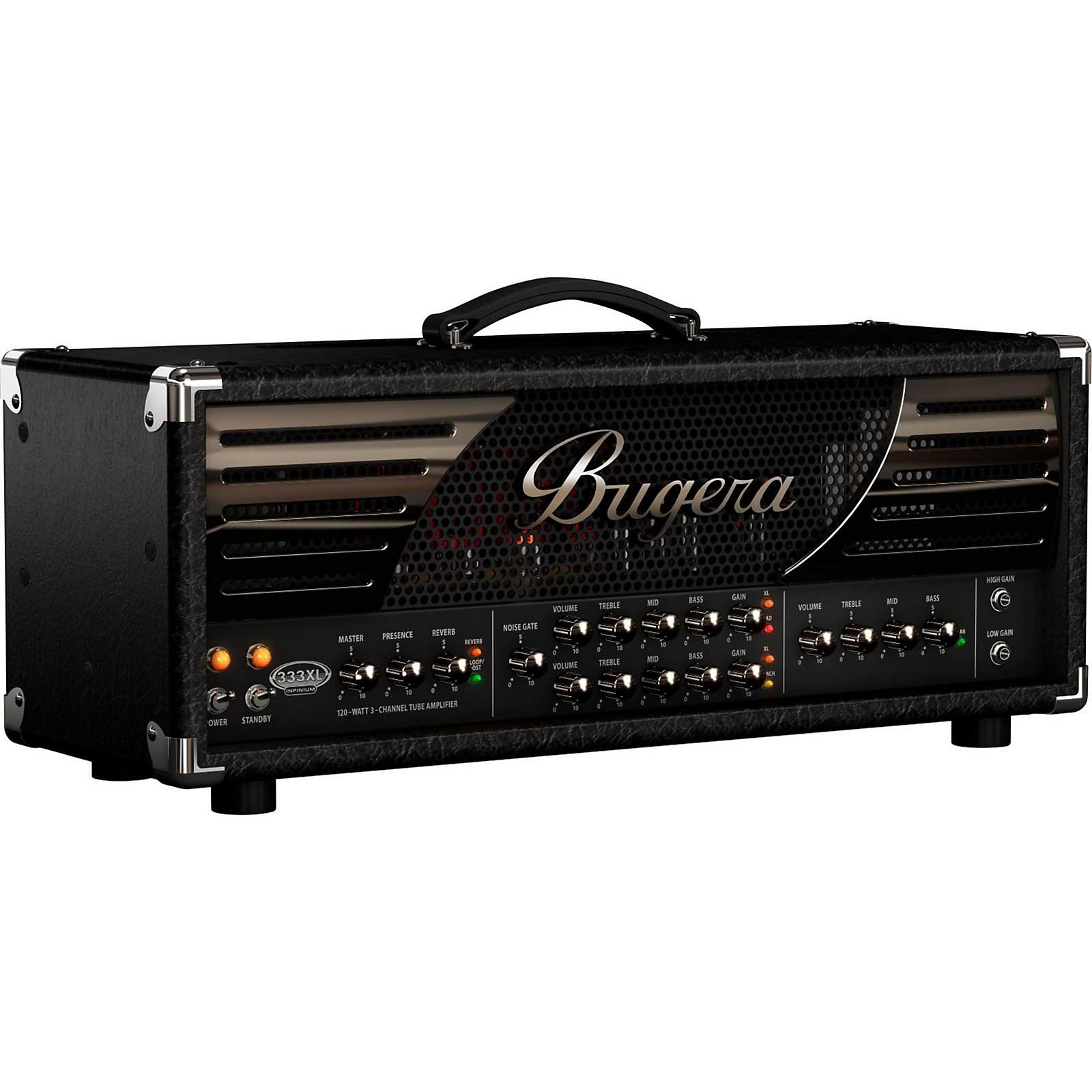Bugera 333XL Infinium 120W Tube Guitar Amplifier Head