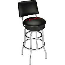 Fender 34 in. Vegan Leather Barstool