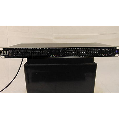 Art 341 Dual Channel 15-Band Equalizer