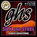 GHS 350 Silk and Steel Medium Acoustic Guitar Strings thumbnail