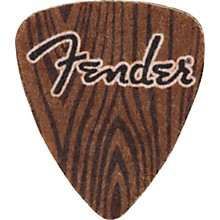 Fender 351 Shape Felt Ukulele Pick (3-Pack)