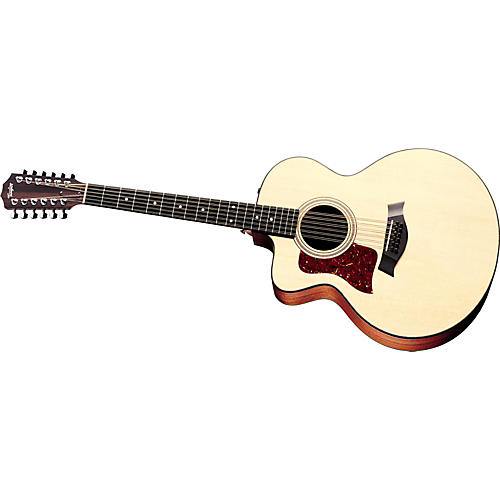 Taylor 355-CE Left-Handed 12-String Jumbo Acoustic-Electric Guitar