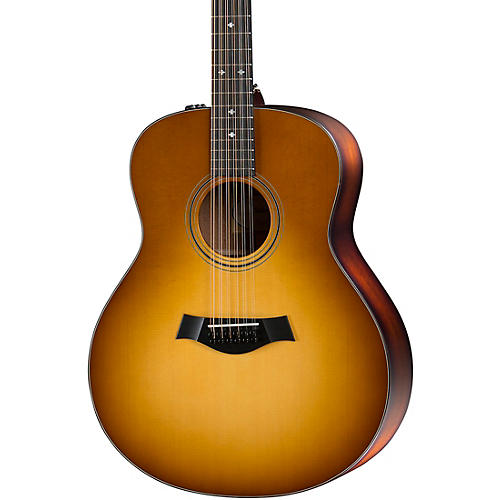 taylor 358e limited edition 12 string grand orchestra acoustic electric guitar honey sunburst. Black Bedroom Furniture Sets. Home Design Ideas
