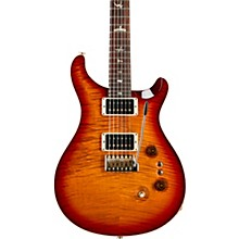 35th Anniversary Custom 24 with 10-Top and Pattern Regular Neck Electric Guitar Dark Cherry Burst
