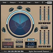 Waves 360 Deg Surround Tools Bundle Native/TDM/SG