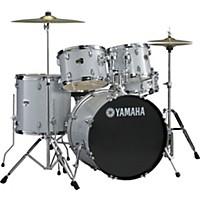 Yamaha Gigmaker 5-Piece Standard Drum Set With 22 Bass Drum Silver Glitter