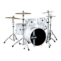 Ddrum Reflex 5-Piece Shell Pack White/White