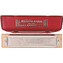 364/24 Marine Band Harmonica Key of D
