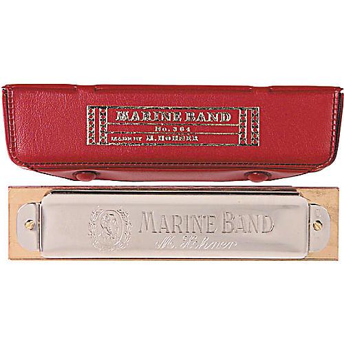 Hohner 364/24 Marine Band Harmonica Key of G