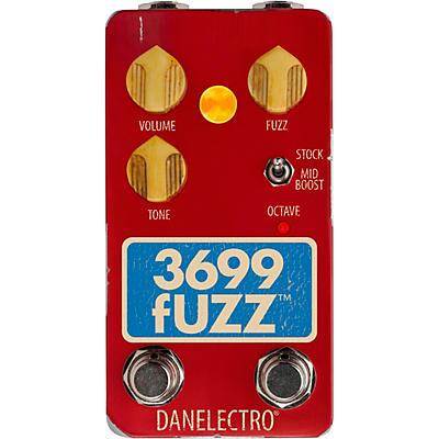 Danelectro 3699 Fuzz Effects Pedal