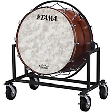 """Tama Marching 36x22"""" Field Bass Drum With Cart"""
