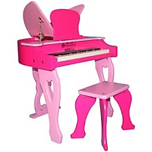 37 Key Electronic Butterfly Pink