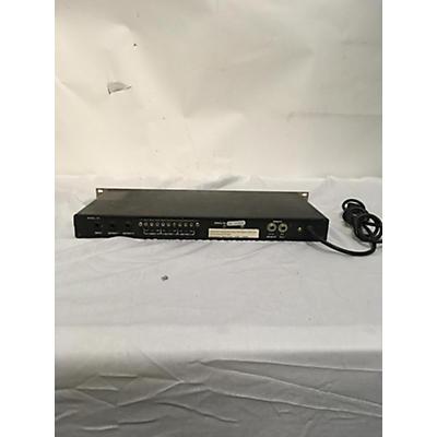 MXR 3738 Digital Reverb Effects Processor