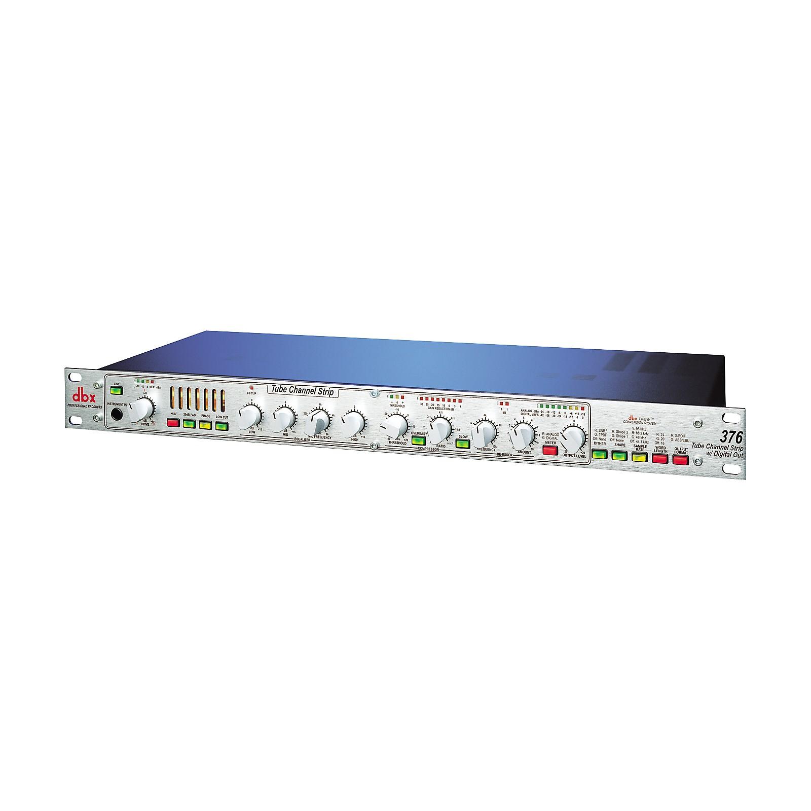 dbx 376 Tube Channel Strip