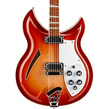 381V69 Vintage Series Electric Guitar Fireglo