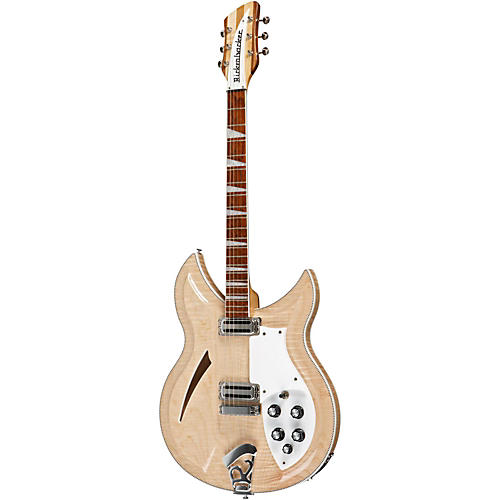 Rickenbacker 381V69 Vintage Series Electric Guitar Mapleglo