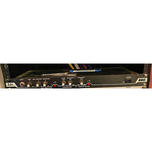 BBE 386 Acoustic Pre Amp Power Amp