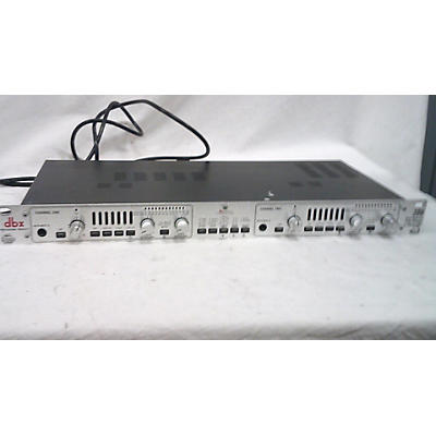 dbx 386 Dual-Vacuum Tube Microphone Preamp