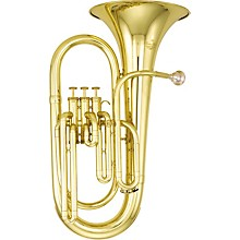 390 Series 3-Valve Baritone Horn 390-2 Silver