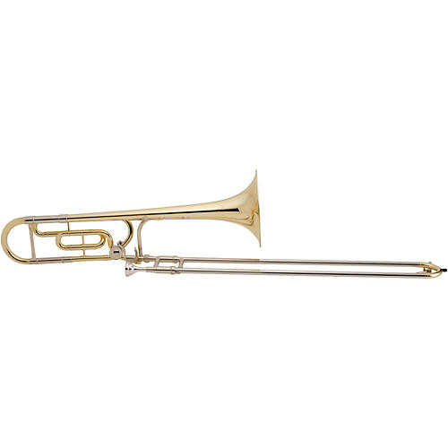 King 3BF Legend Series F-Attachment Trombone 3BF Yellow Brass Bell Lacquer