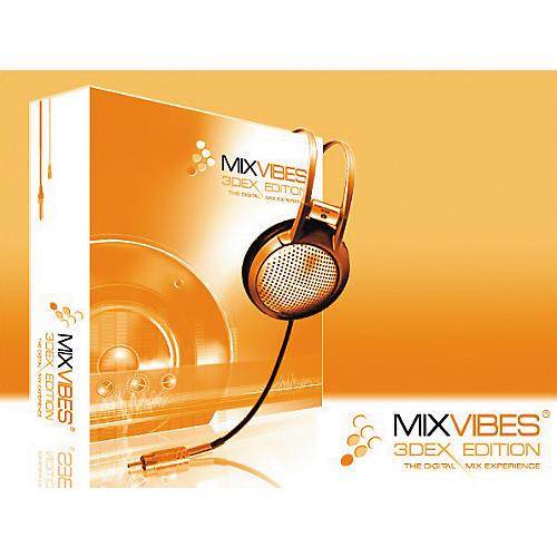 logiciel mixvibes 3dex