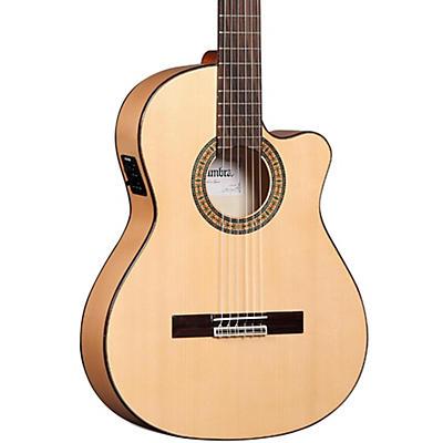 Alhambra 3F CT Flamenco Acoustic-Electric Guitar