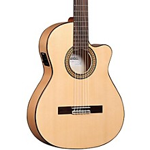 Open Box Alhambra 3F CT Flamenco Acoustic-Electric Guitar