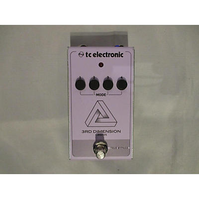 TC Electronic 3rd Dimension Chorus Effect Pedal