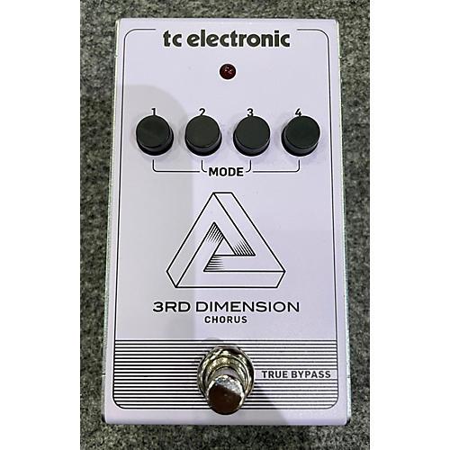 3rd Dimension Chorus Effect Pedal