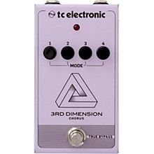 Open BoxTC Electronic 3rd Dimension Chorus Effects Pedal