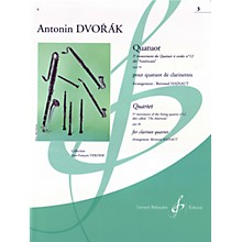 "Theodore Presser 3rd Movement of Dvorak's ""The String Quartet No.12"" Also Called ""The American"" (Book + Sheet Music)"