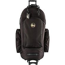 Open BoxGard 4/4 Medium Frame Tuba Wheelie Bag