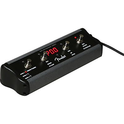 Fender 4-Button Footswitch for Mustang Amps