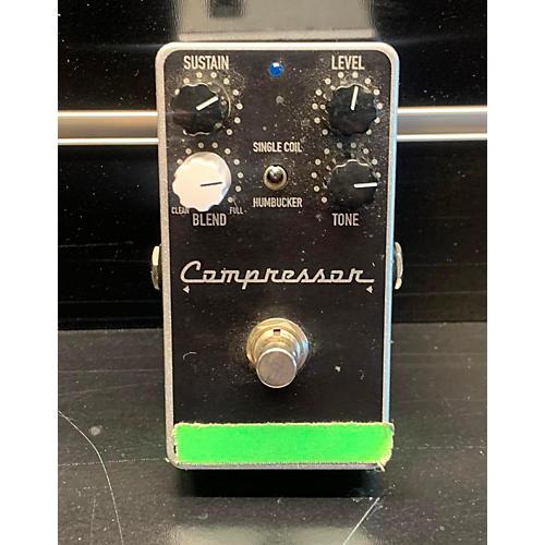 4 Knob Compressor Effect Pedal