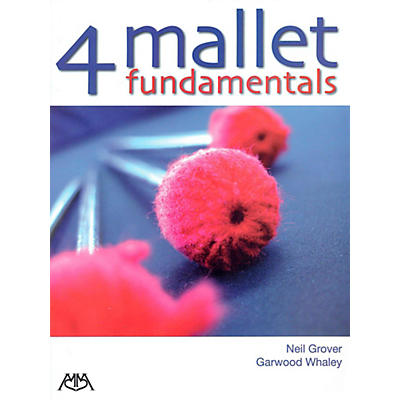 Meredith Music 4 Mallet Fundamentals